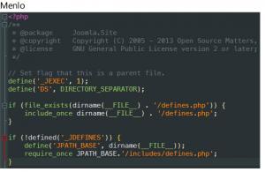 程序员常用字体